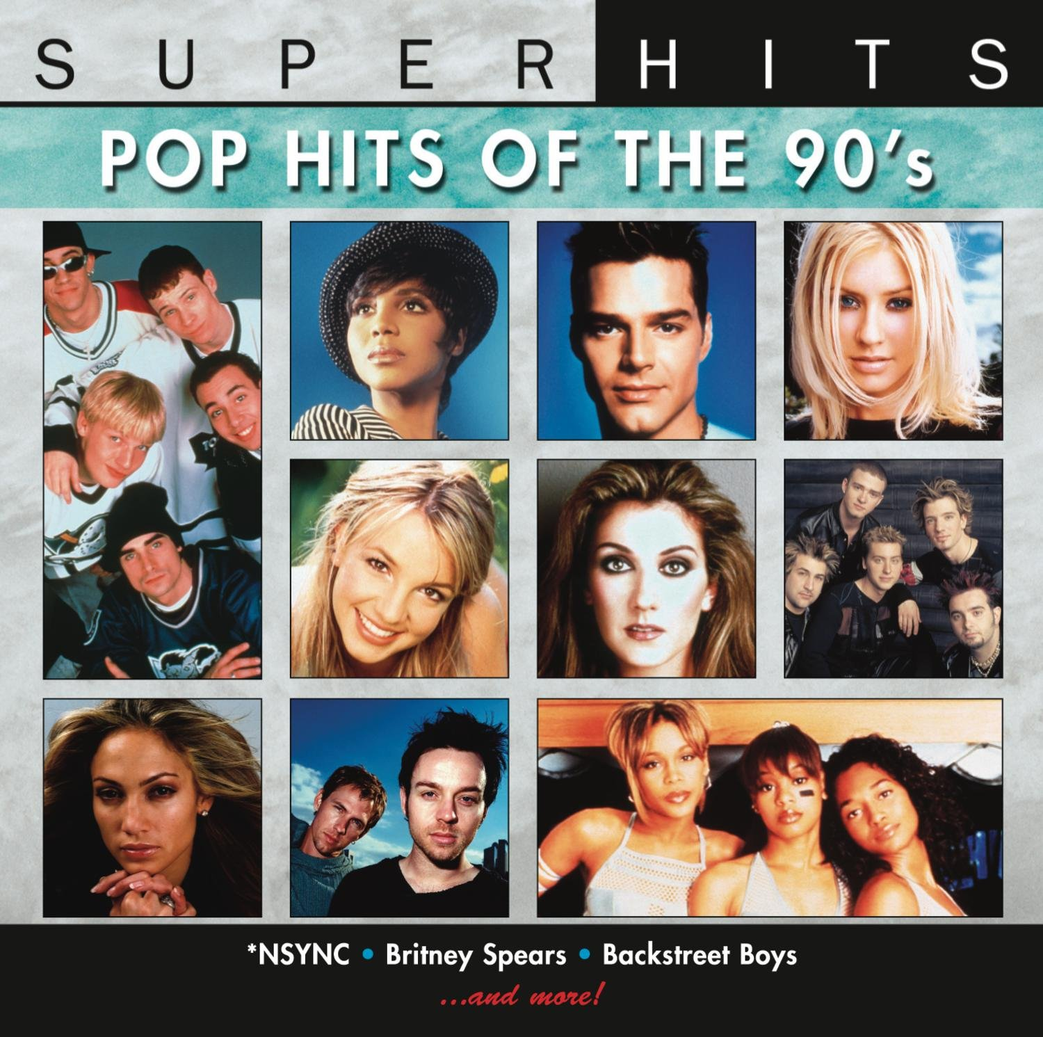 Buy Super Hits: Pop Hits Of The 90s Online at Low Prices in