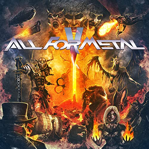 Various - All For Metal Vol.5