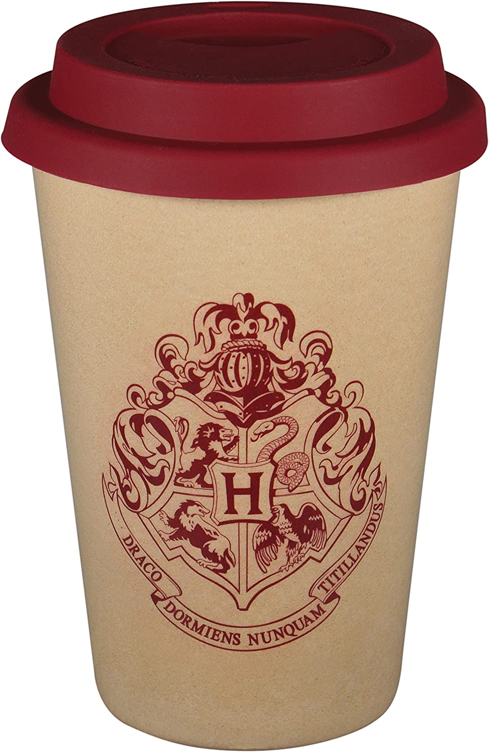 Huskup Half Moon Bay HUSKHP07 400ml Tazza da Viaggio Harry Potter Babbani