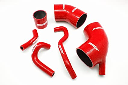 Autobahn88 Intercooler Silicone Hose Kit for 1989-1993 Toyota Celica GT-Four ST185 A