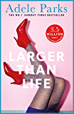 Larger than Life: Someone has been keeping a secret...