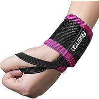 [Handgelenkbandage] FREETOO Handgelenkstütze verstellbare Handbandage Handgelenkschoner zur wirkungsvollen Unterstützung und Entlastung Wrist Wraps für Alltag Fitness und Kraftsport beide Hände gültig