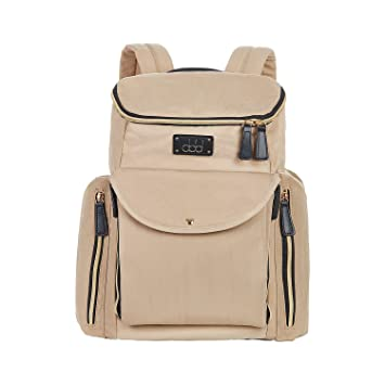 ABLD Diaper Backpack Baby Care Bag   Designer womens cute tote for toddlers  girls boys men a30454c945a81