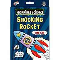 Galt Horrible Science - Shocking Rocket,Science Kit