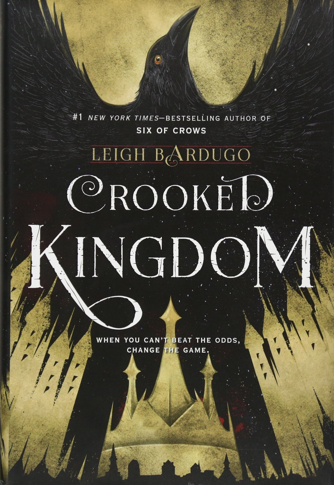 Image result for crooked kingdom