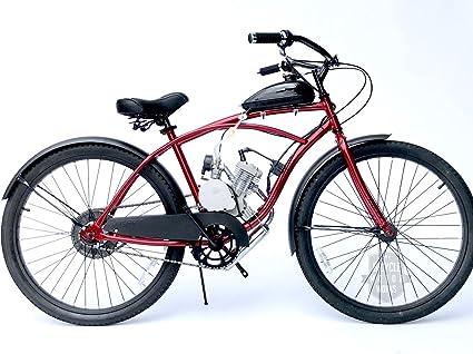 Bicicleta Motor funciona – Cranberry Cruiser motorizado bicicleta ...