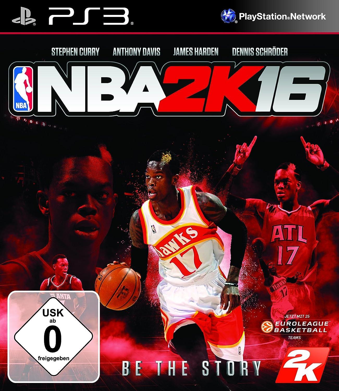 NBA 2K16 [Importación Alemana]: Amazon.es: Videojuegos