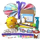 Green Kid Crafts, Interesting Insects Discovery Box