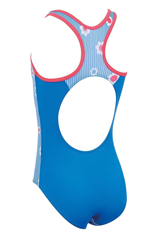 Zoggs Ba/ñador para ni/ñas Vacaciones Actionback Swimsuit
