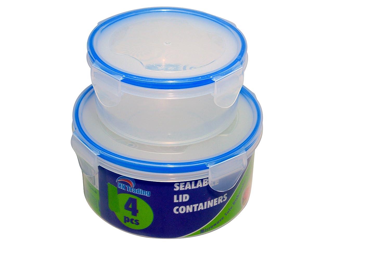 BPA-frei First Steps T/öpfchen zum Einfrieren von Babynahrung zum Abstillen Vorratsdosen