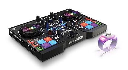 Dj Hercules Dj Control Instinct P8 Party Pack Amazon Es Electronica