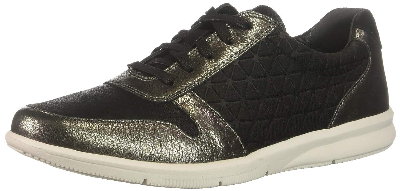 0e1dbf190a2 Amazon.com   Rockport Women's Ayva Tie Sneaker   Fashion Sneakers