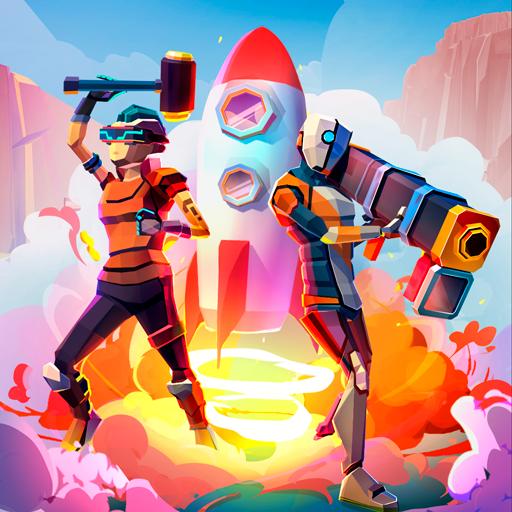 Rocket Royale: PvP Survival (Games Like Portal 2 For Xbox 360)
