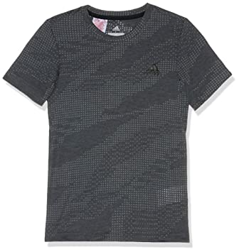 adidas T-Shirt à Manches Courtes pour garçon Aero  Amazon.fr  Sports ... 161e434b5ca