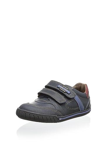 8e92e800 Pablosky Boys' Boat Shoes blue Size: 1 UK: Amazon.co.uk: Shoes & Bags