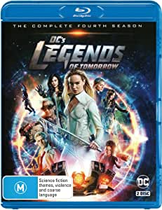 DC's Legends Of Tomorrow: Season 4 (Blu-ray)