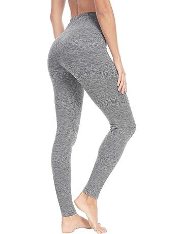 d6bf06514b4b6 QUEENIEKE Damen Power Flex Yoga Hosen Training Laufende Leggings. #1