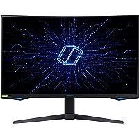 "Samsung LC32G73TQSUXEN - Monitor de 32"" WQHD Ultra Wide (2560x1440, 1 ms, 240 Hz, G-Sync, FreeSync Premium Pro, QLED…"