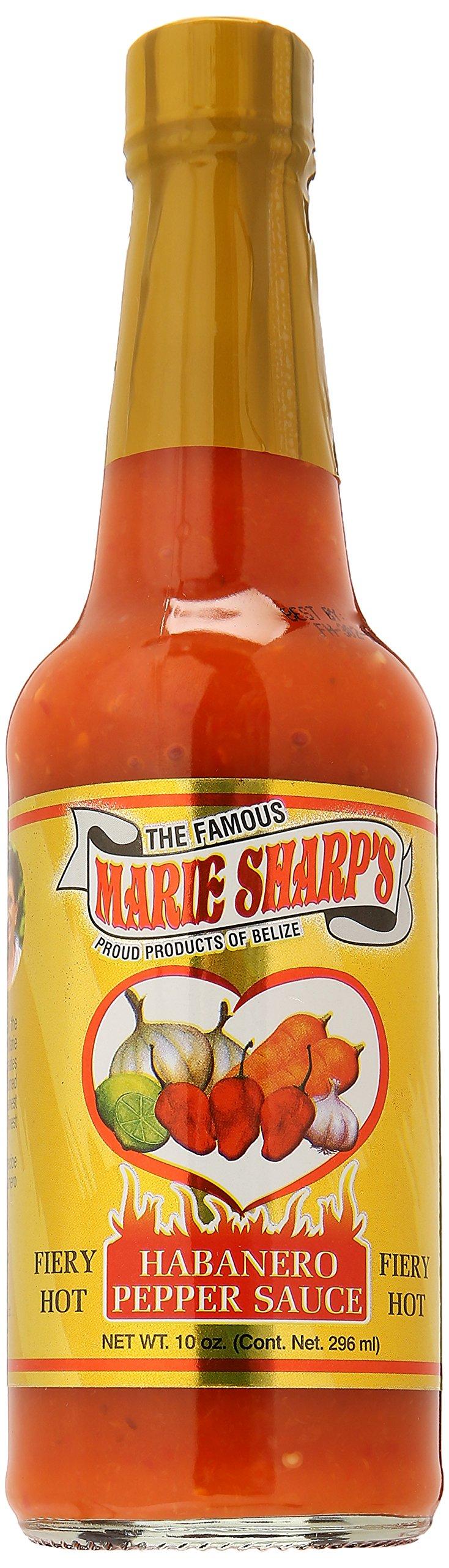 Marie Sharp's Fiery Hot Sauce