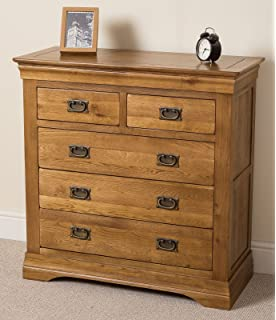 over furniture solid mulberry of salisbury drawers chest drawer oak