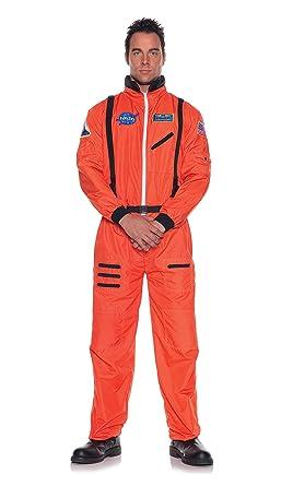 f13edda4a089 Amazon.com  Underwraps Costumes Men s Astronaut Costume