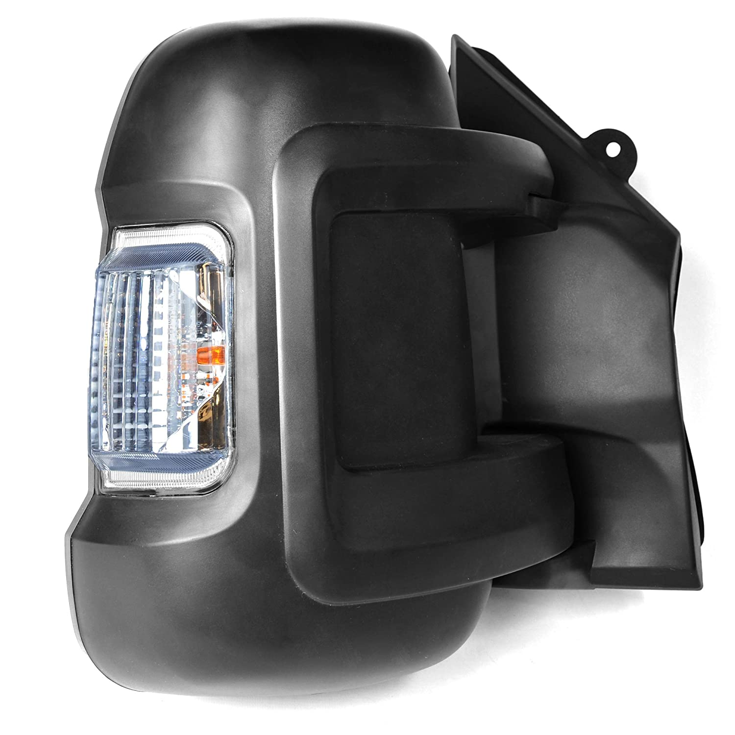 Right hand side whole heated wing door mirror unit #//LL0-105//590