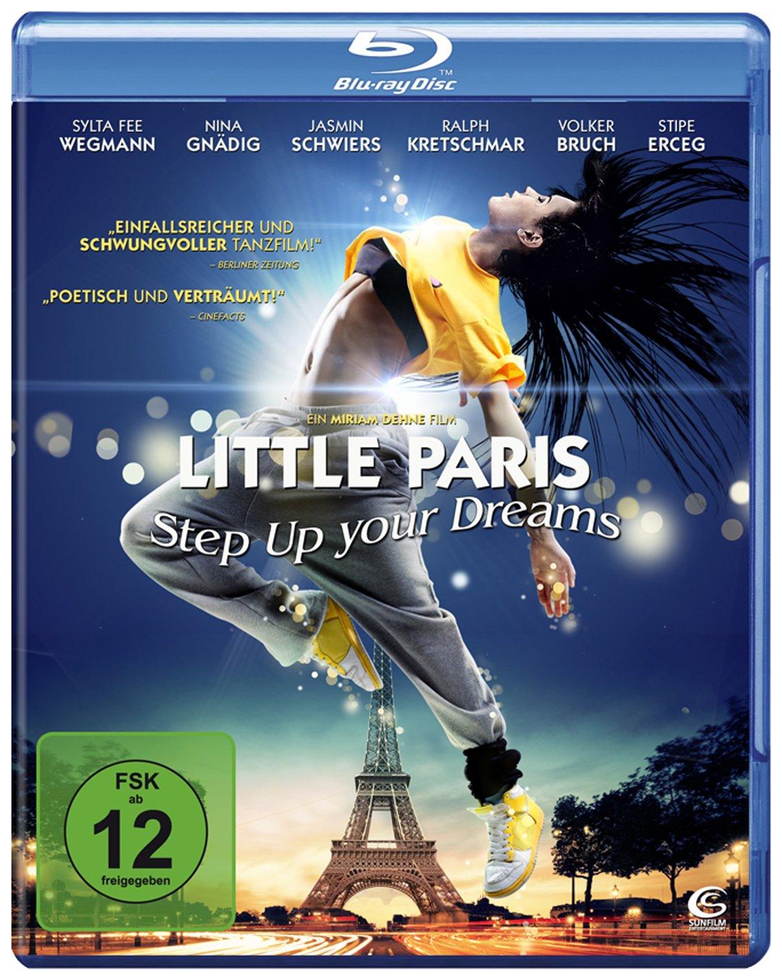 Little Paris - Step up your Dreams [Blu-ray]: Amazon.de: Sylta Fee ...