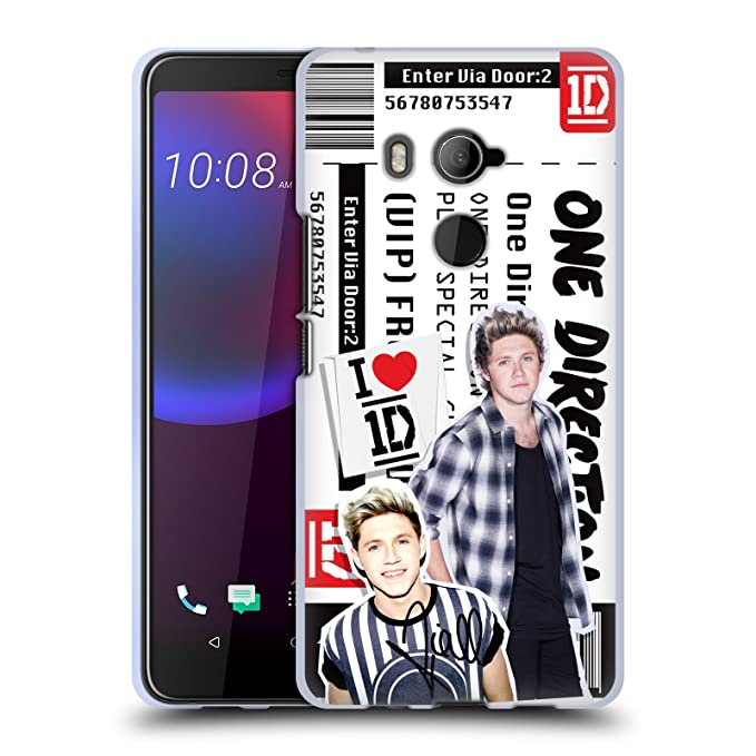 Amazon official one direction niall horan ticket love soft gel official one direction niall horan ticket love soft gel case for htc u11 eyes m4hsunfo