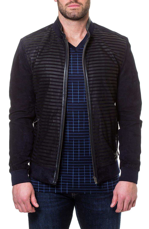 【代引き不可】 [マセオ] Stripe メンズ ジャケットブルゾン Maceoo Stripe 4(l) Suede Bomber Jacket Suede [並行輸入品] B07CGLGP84 4(l), 東京屋カバン店:ad85442a --- ballyshannonshow.com