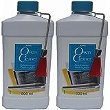 2 x Ofenreiniger, Backofenreiniger AMWAY™ - mit Pinsel zum Auftragen - Gel Oven Cleaner - 2 x 500 ml - Amway - (Art.-Nr.: 0014)