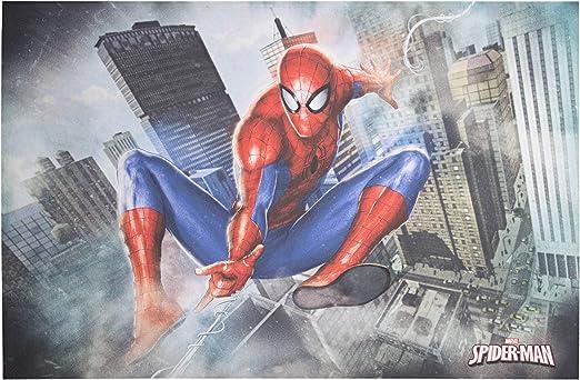 Superhero ART PRINT Spiderman illustration 2nd Edition Marvel Wall Art