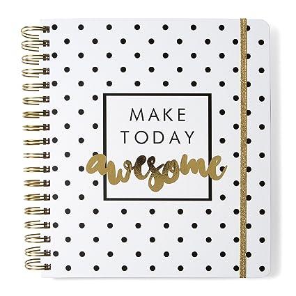 2018-2019 Calendario diario agenda y planificador ...