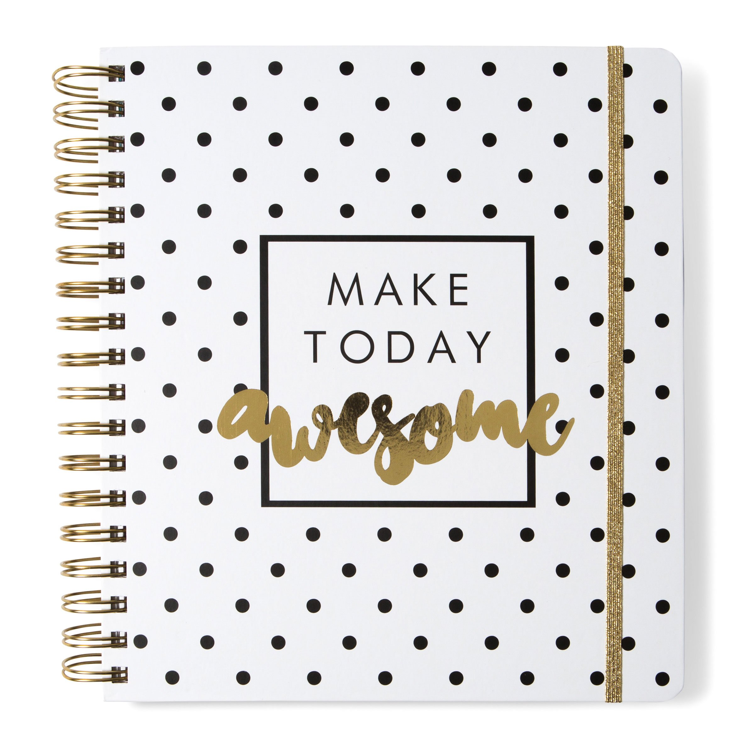 2018-2019 Daily Calendar Agenda and Planner: Track Appointments, Tasks and Increase Productivity with 17-Month Daily and Weekly Personal Organizer for Home Or Office (Make Today Awesome)