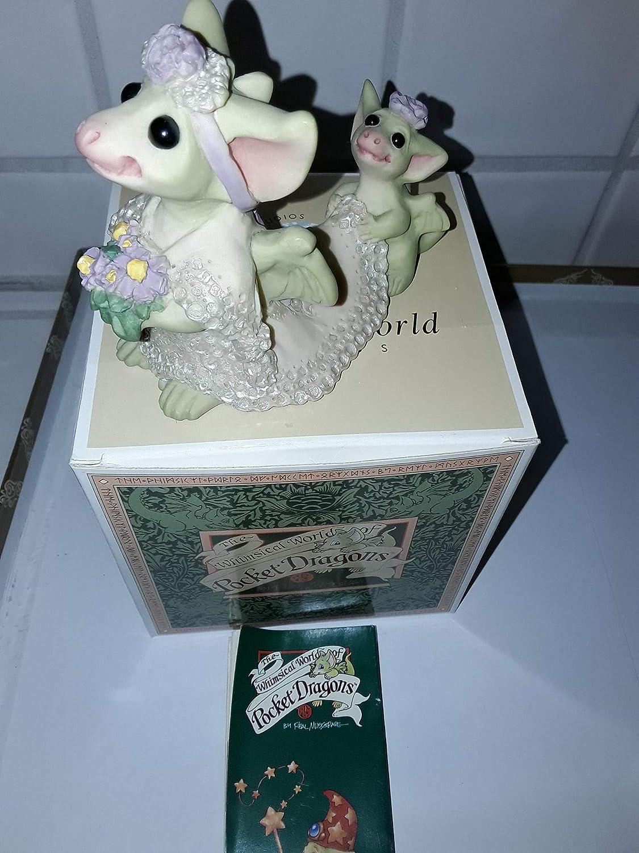 Pocket Dragons ** Ill Be The Bride ** 002819