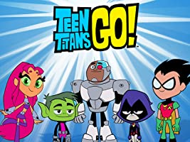 Teen Titans Go!: The Complete First Season