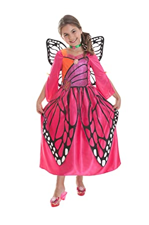 Joker ca13757 V3-s u2013 Barbie Mariposa Dress Costume in box  sc 1 st  Amazon UK & Joker ca13757 V3-s - Barbie Mariposa Dress Costume in box: Amazon ...