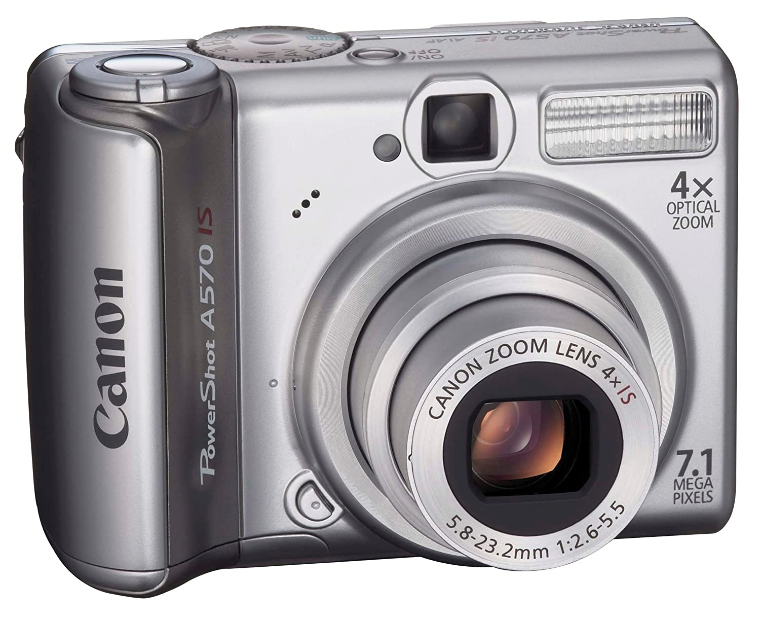 CANON POWERSHOT A570IS DRIVERS FOR WINDOWS MAC