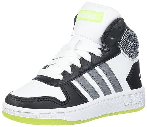 adidas Boys' VS Hoops Mid 2.0 Sneakers