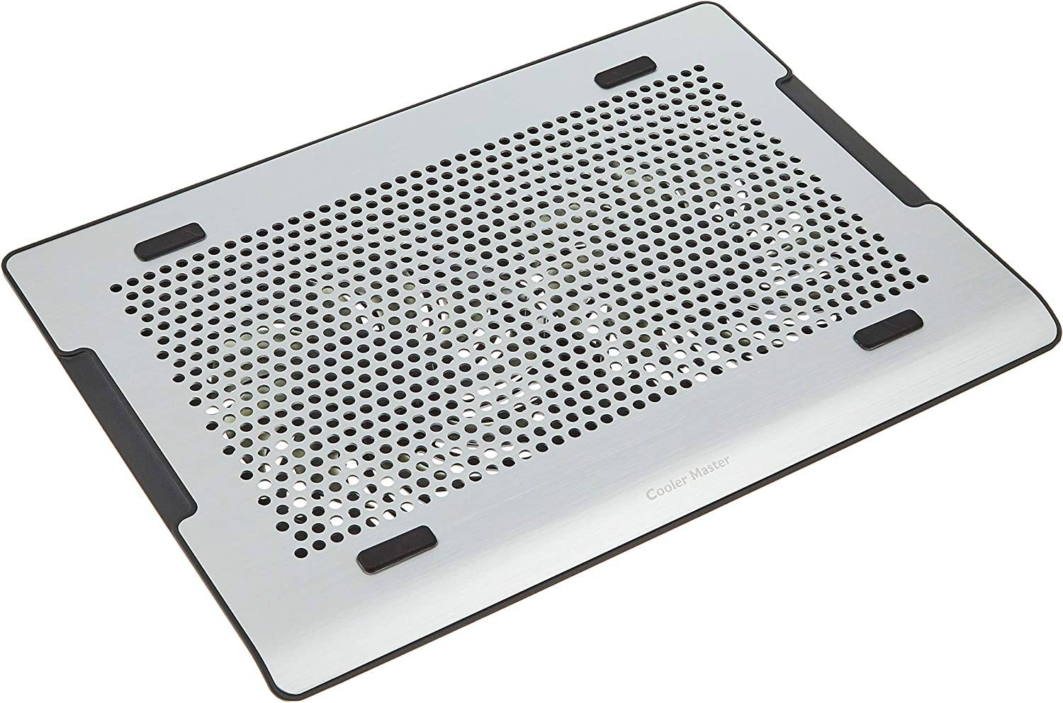 Cooler Master R9-NBC-A2HS-GP NotePal A200 - Ultra-Slim Laptop Cooling Pad with Dual 140mm Silent Fans