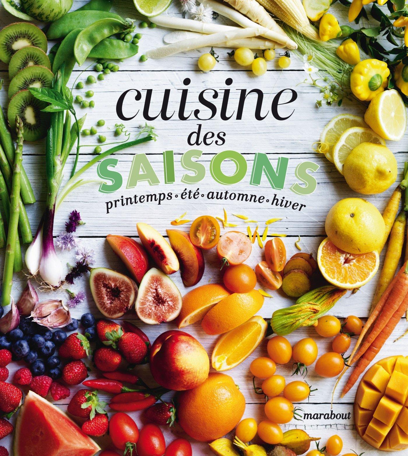 Cuisine Des Saisons Amazon Ca Collectif Books