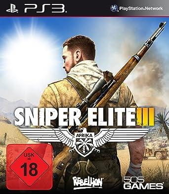 Sniper Elite 3 Playstation 3 Amazon De Games