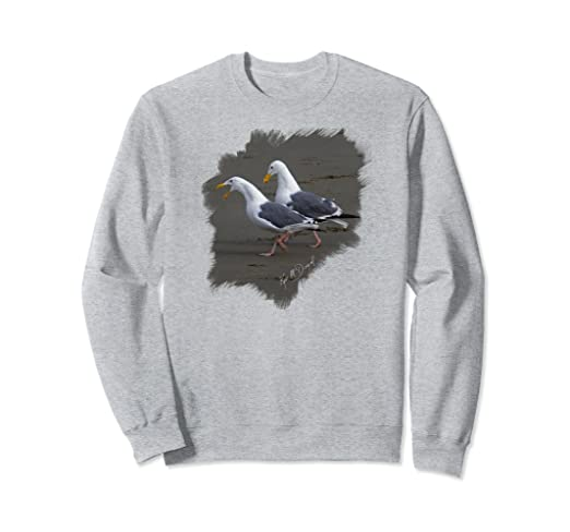 Two Gulls Sweatshirt