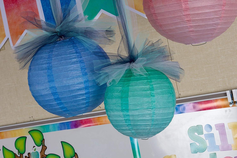 Teacher Created Resources 77228 Burlap Paper Lanterns