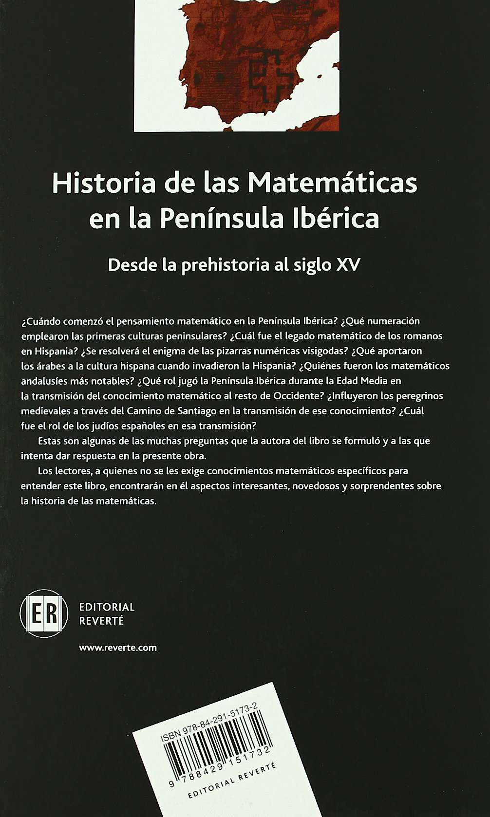 Historia de las Matemáticas en la Península ibérica: Desde ...