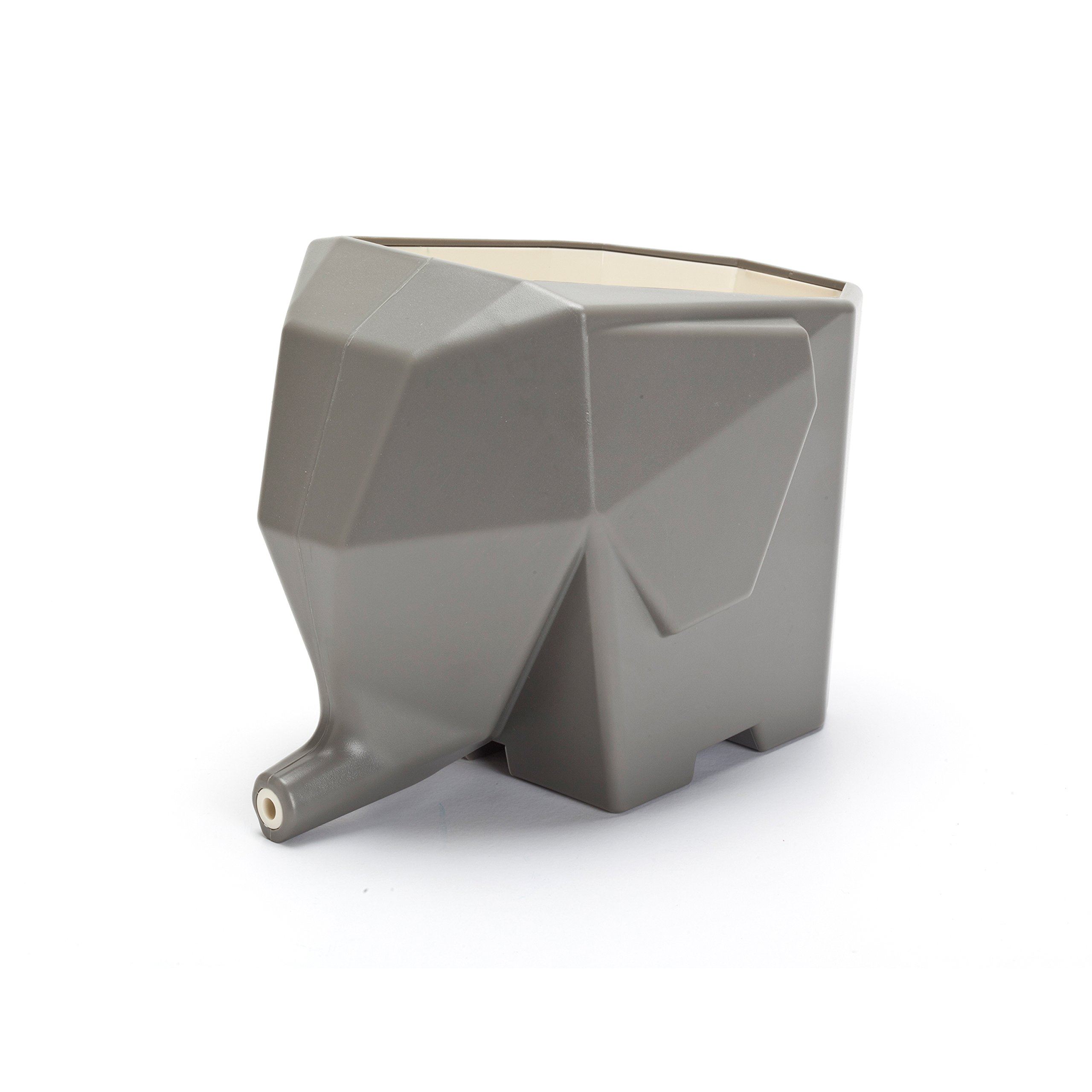 Peleg Design Jumbo Cutlery Drainer, Gray