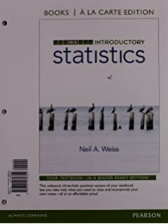 Amazon introductory statistics 10th edition 9780321989178 introductory statistics books a la carte plus new mylab statistics with pearson etext fandeluxe Image collections