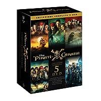 Pirati dei Caraibi Collection (5 DVD)