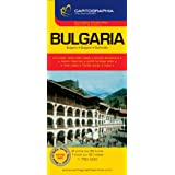 Bulgaria (Country Map)