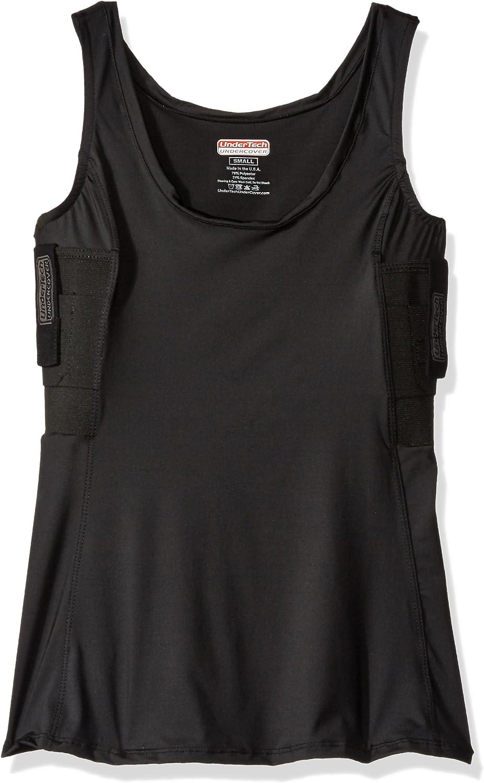 UnderTech UnderCover Camisa de ocultación de Tirantes (único para Las Mujeres