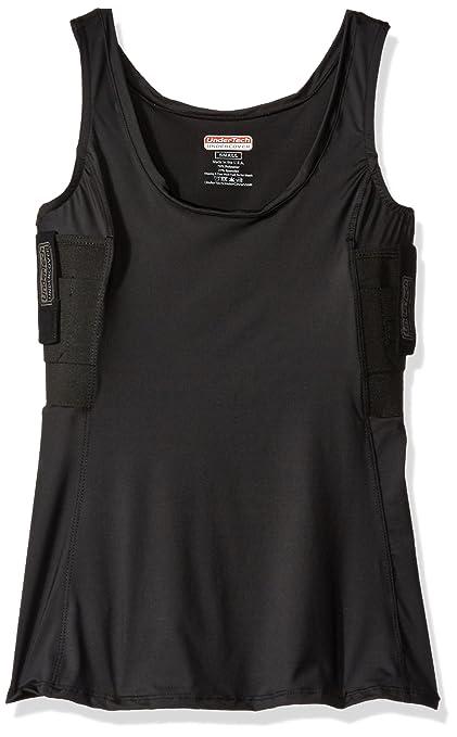 976c1d3f00ac2 Amazon.com   UnderTech Undercover Womens Concealment Tank Shirt ...